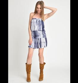 Muche & Muchette Kim Tie Dye Mini Dress