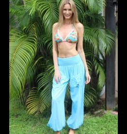 Turquoise Gigi Pants
