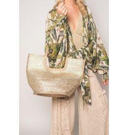 Z&L Europe Gold Glow Bag
