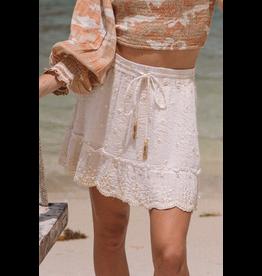 Z&L Europe Aurora Mini Skirt