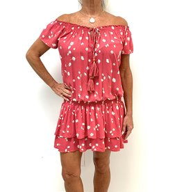 Skemo Red Campagnia Dress