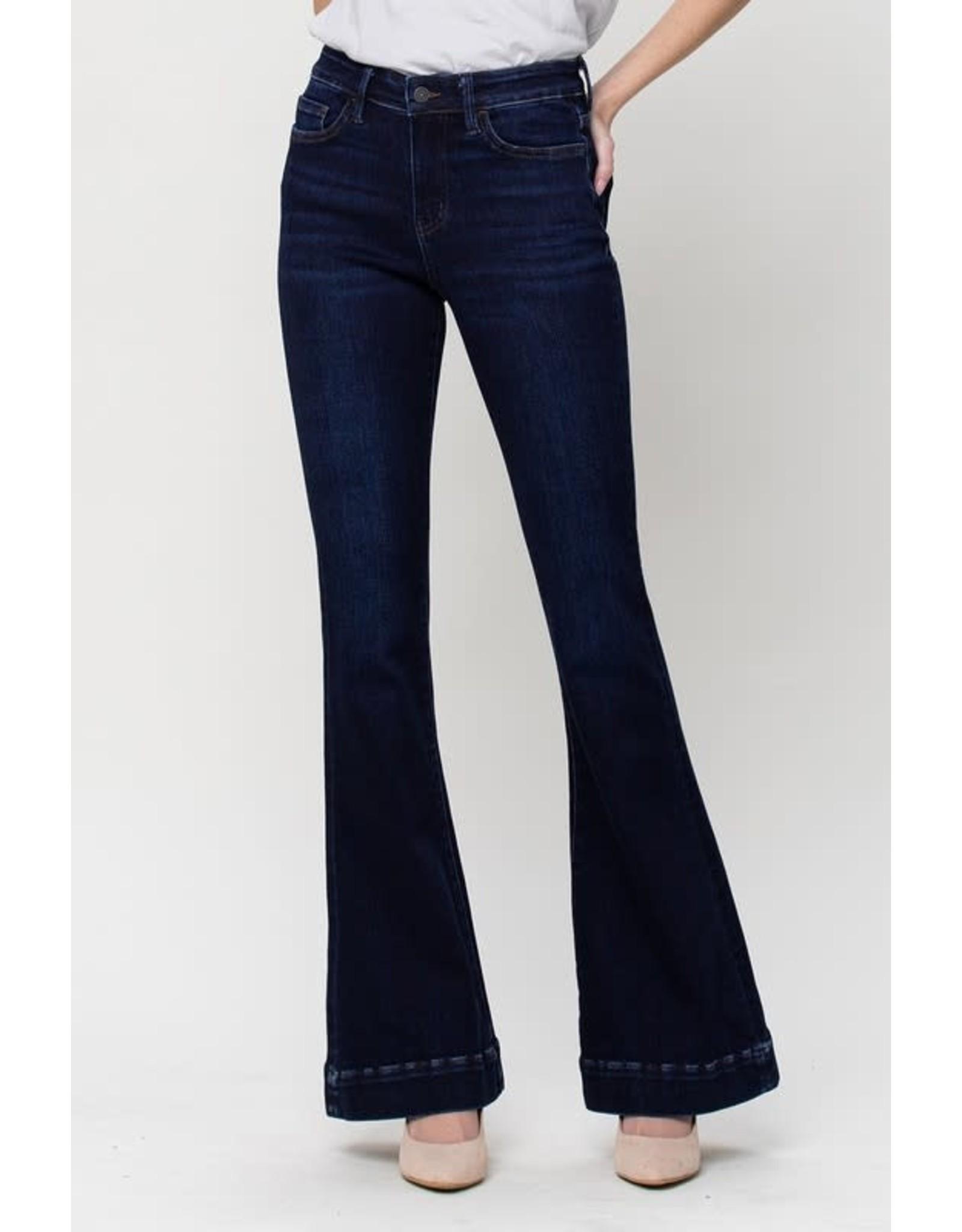 Vervet Wistful HR Flare Jeans