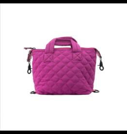 Fuschia Mini Quilted Bag