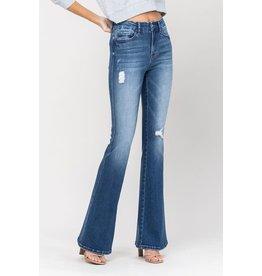 Vervet Moonlight Mile HR Flare Jeans
