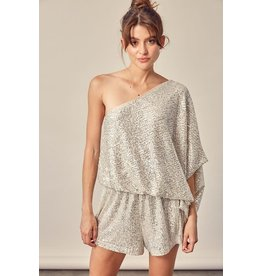 Mustard Seed Time To Shine Romper