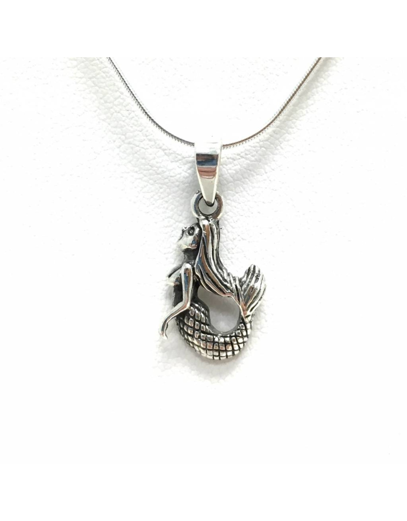 Sterling Silver Mermaid SM