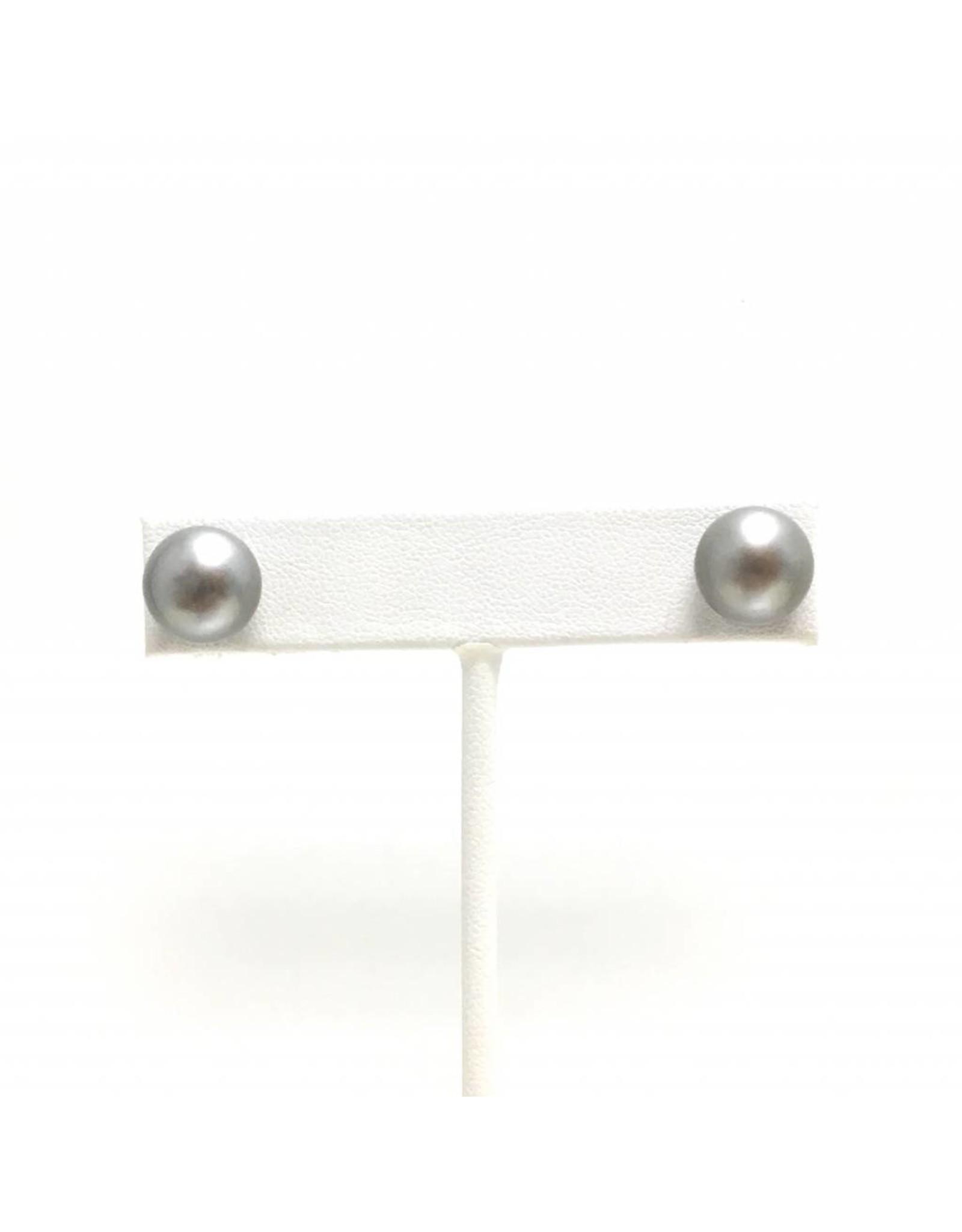 10-11mm Pearl Stud Earrings