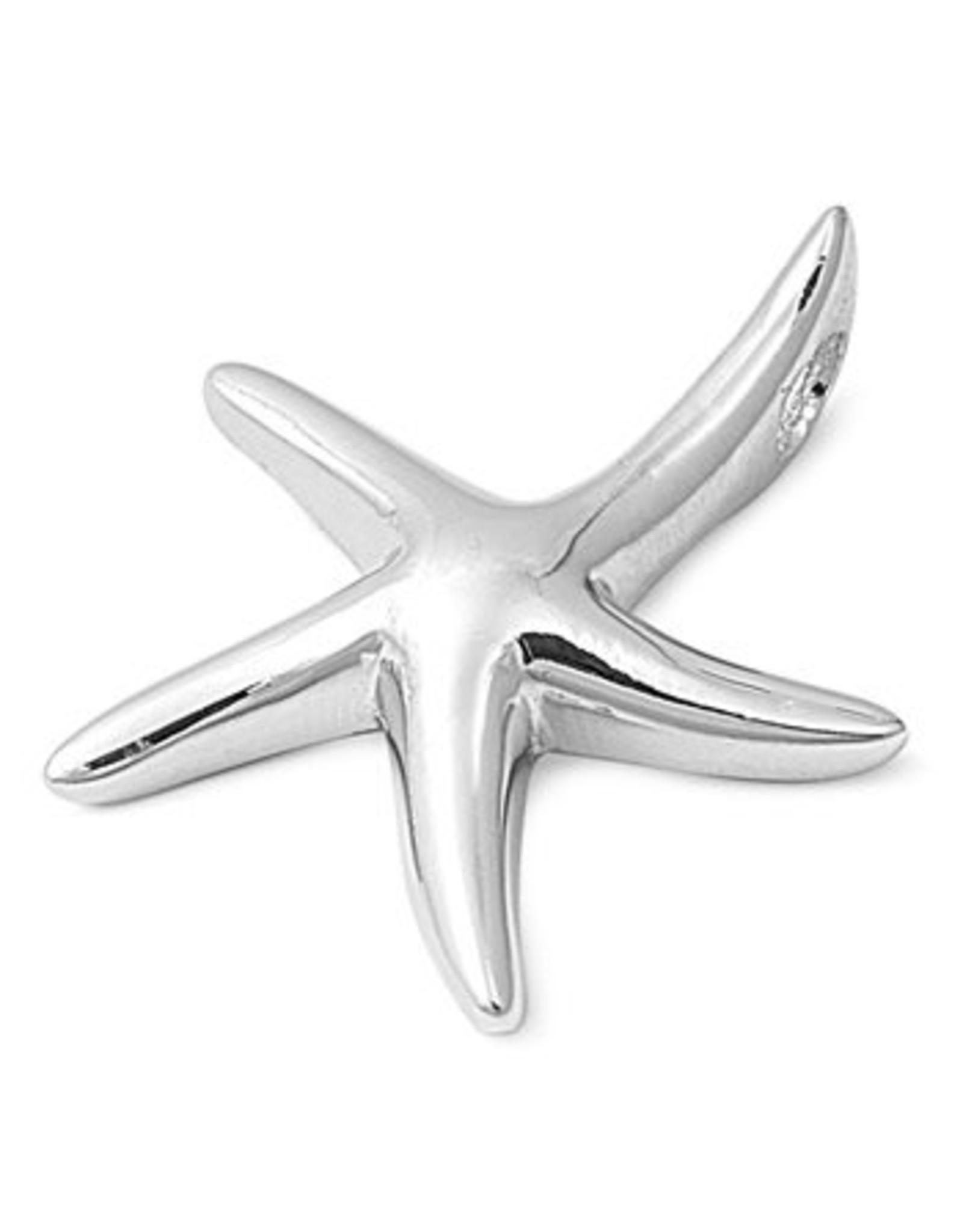Small Starfish Pendant SI