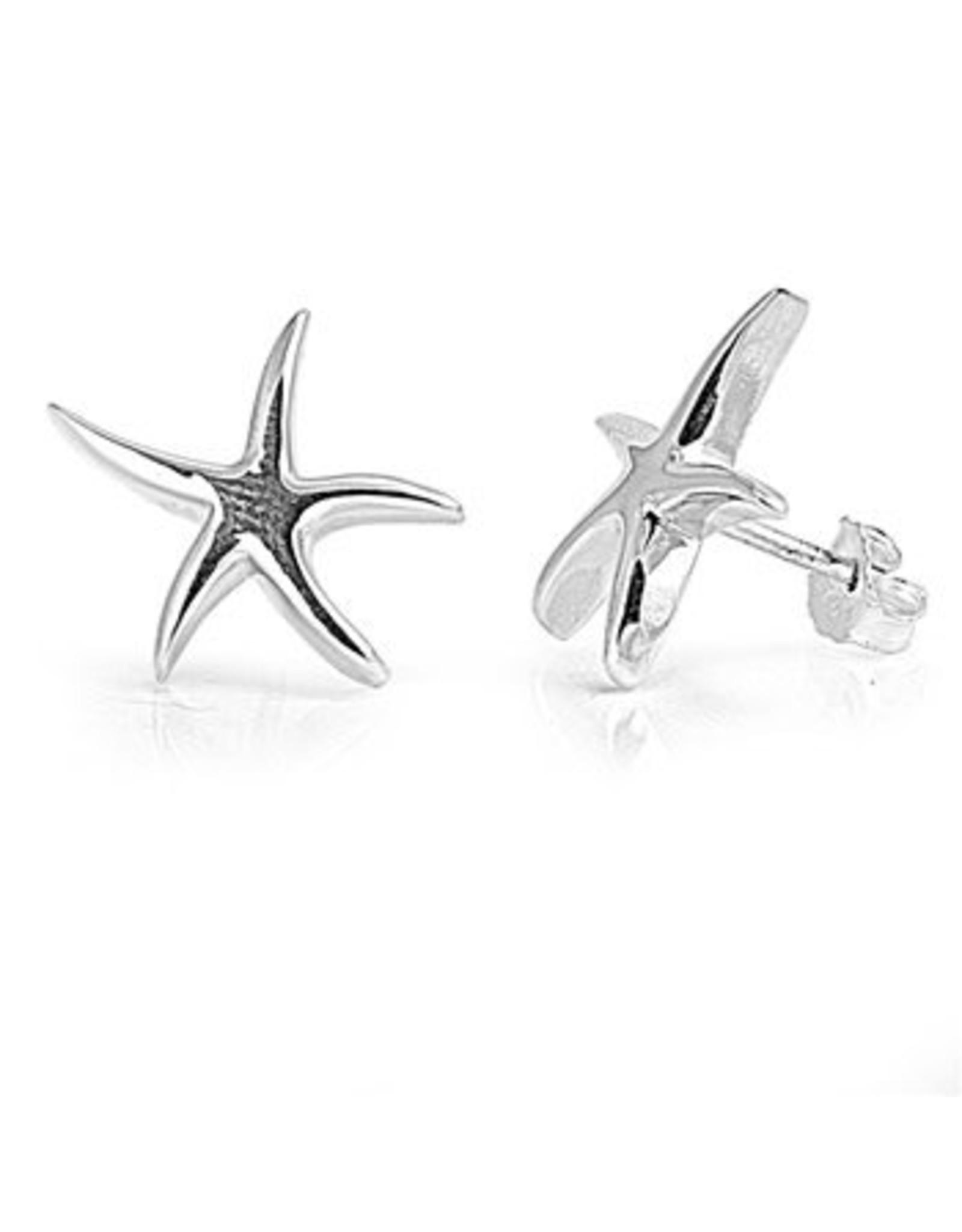 Starfish Stud Earrings SI