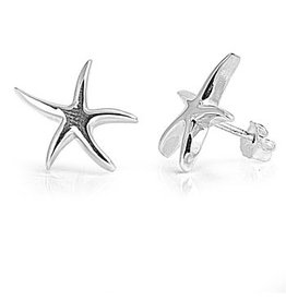 Starfish Stud Earrings SI