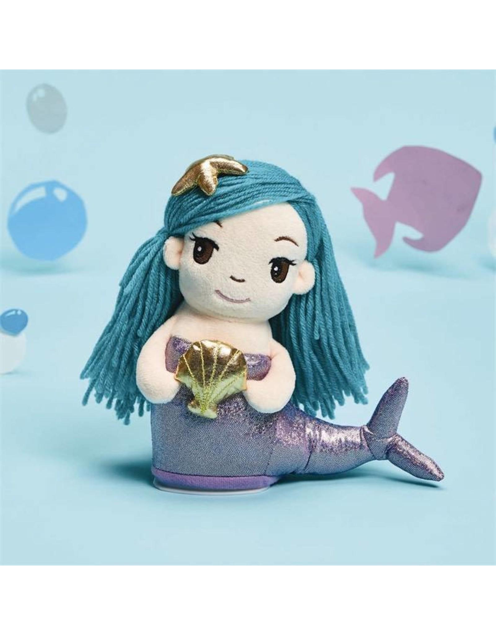 Plush Speak/Repeat Mermaid