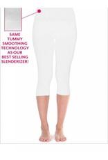 White Tummy Smooth Legging