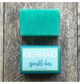 Mermaid Sparkle Soap