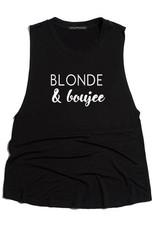 2963 Blonde & Boujee Black