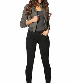 1R4092 Sarina Skinny Black