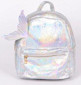 6810 Tales Of Mermaids Backpack Silver