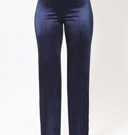 8680 J LO Pants Satin Blue