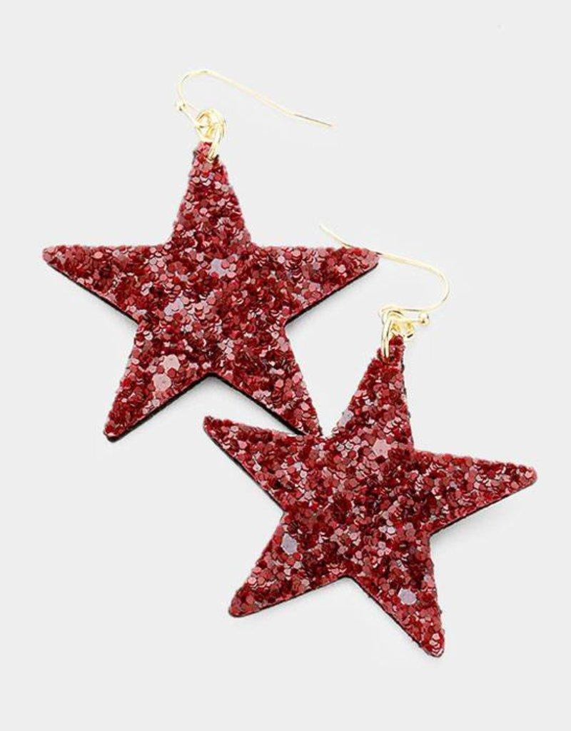 404553 Star Light Star Bright Burgundy