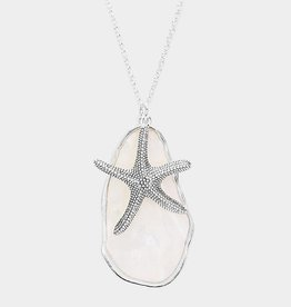 418513 Sea Life Starfish Mother Of Pearl