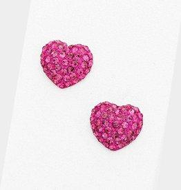 152213 Raspberry Hearts
