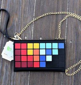 Bella Chic YX0008 Rubiks Cube Clutch