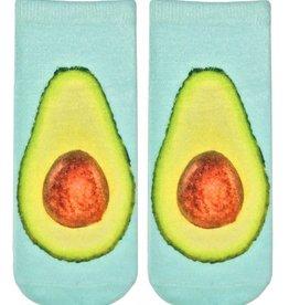 718 Avocado Ankle Socks