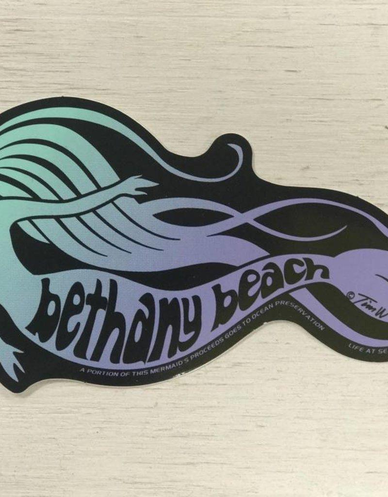 Bethany Beach Mermaid