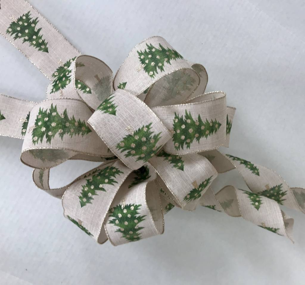 Bow Making Class, Friday November 30th 11am