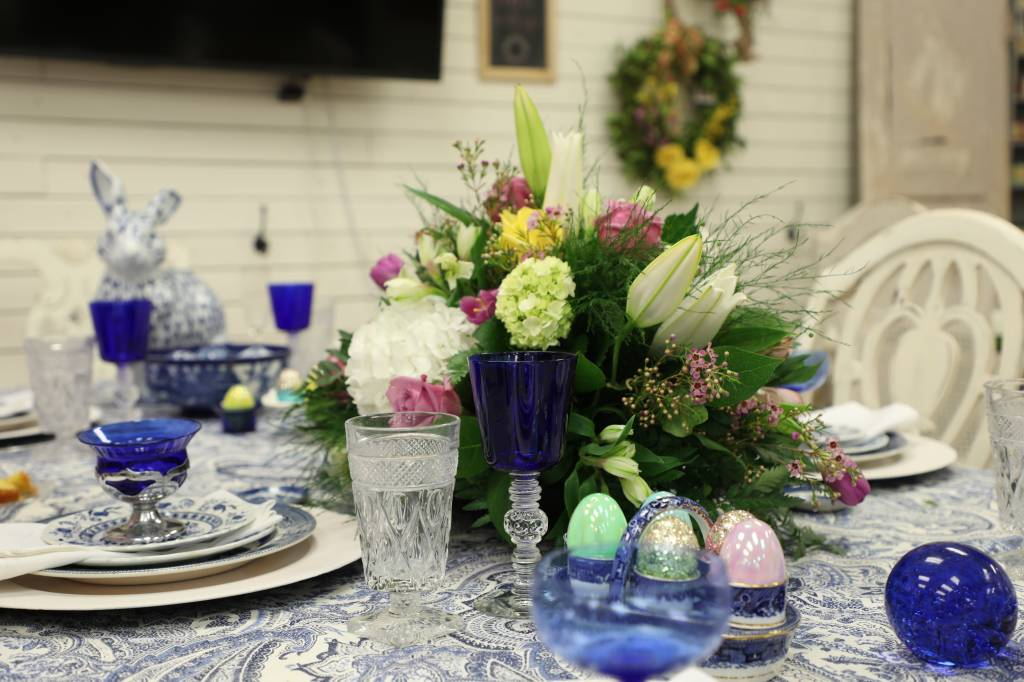 Watch and Learn: Spring Tablescapes: March 7th ,12pm-12:30pm