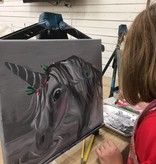 Open Studio: Learn to paint or draw, 4:00-6:00pm