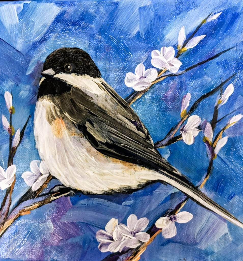 Bird in a Frame: Thursday, March 28th, 4-6pm