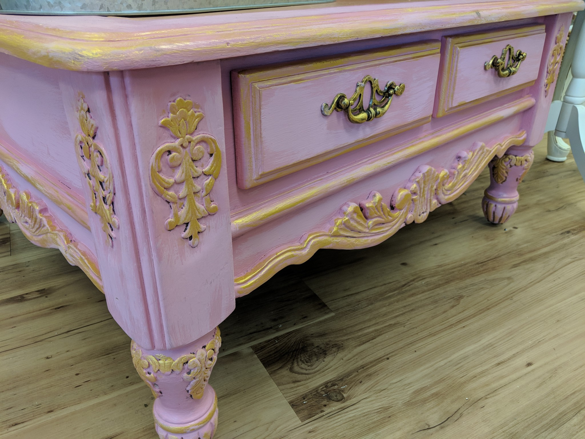 Watch and Learn: Furniture Painting Basics:  April 4th ,12pm-12:30pm