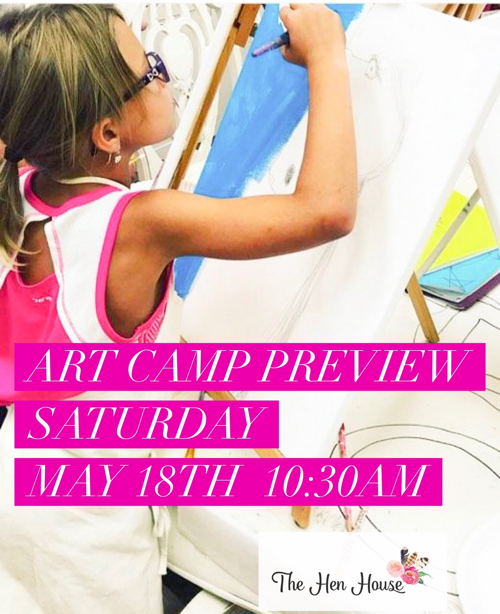 Art Camp Preview