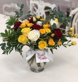 Floral Design: Arranging Grocery Store Flowers; September 19th, 11:30am