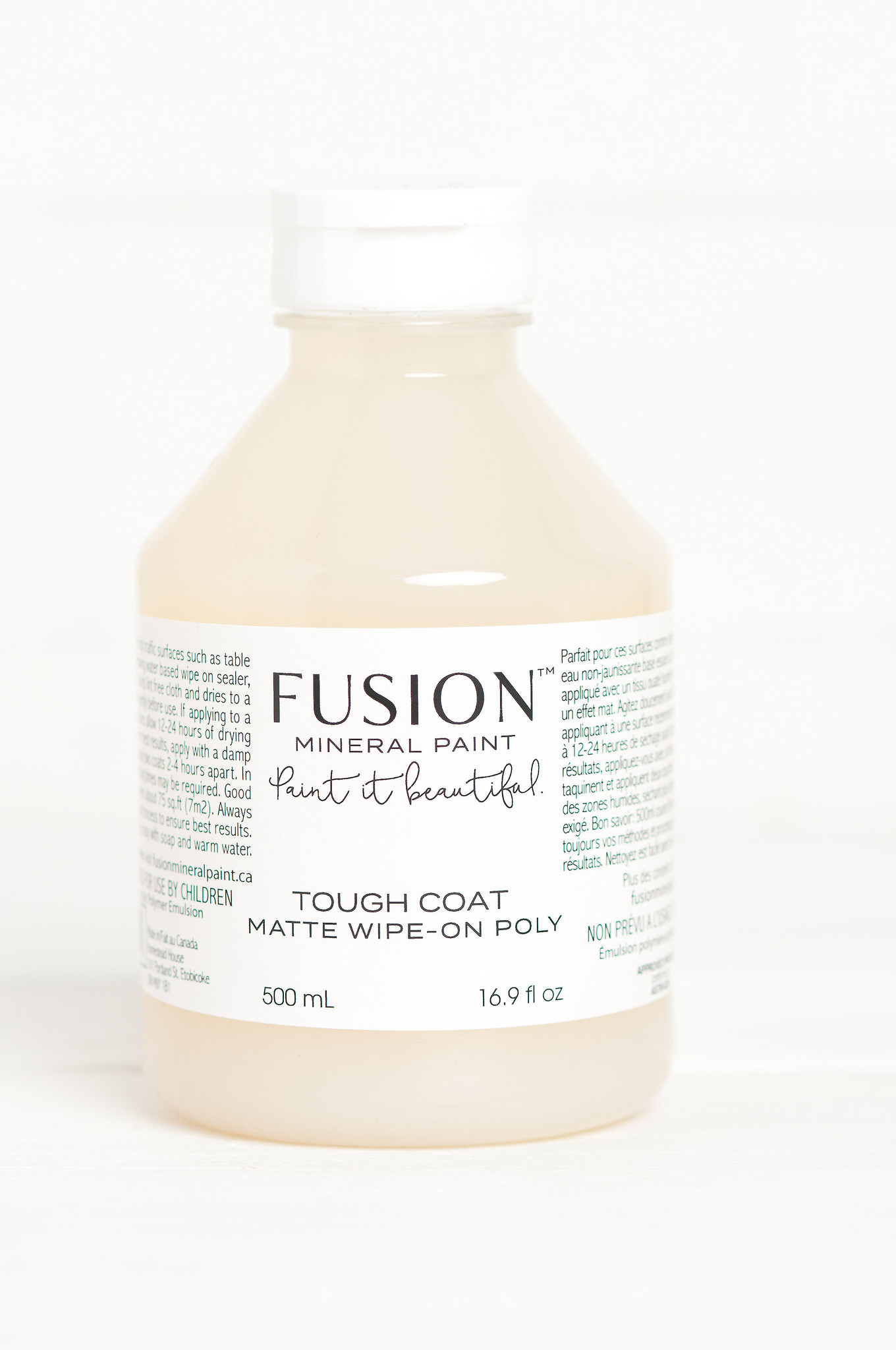 Fusion Tough Coat - Clear