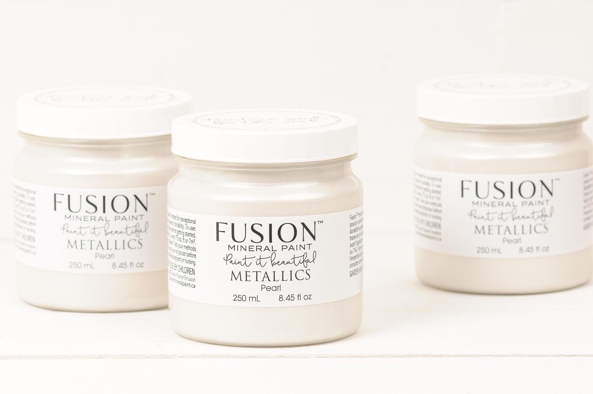 Fusion Paint - Metallic