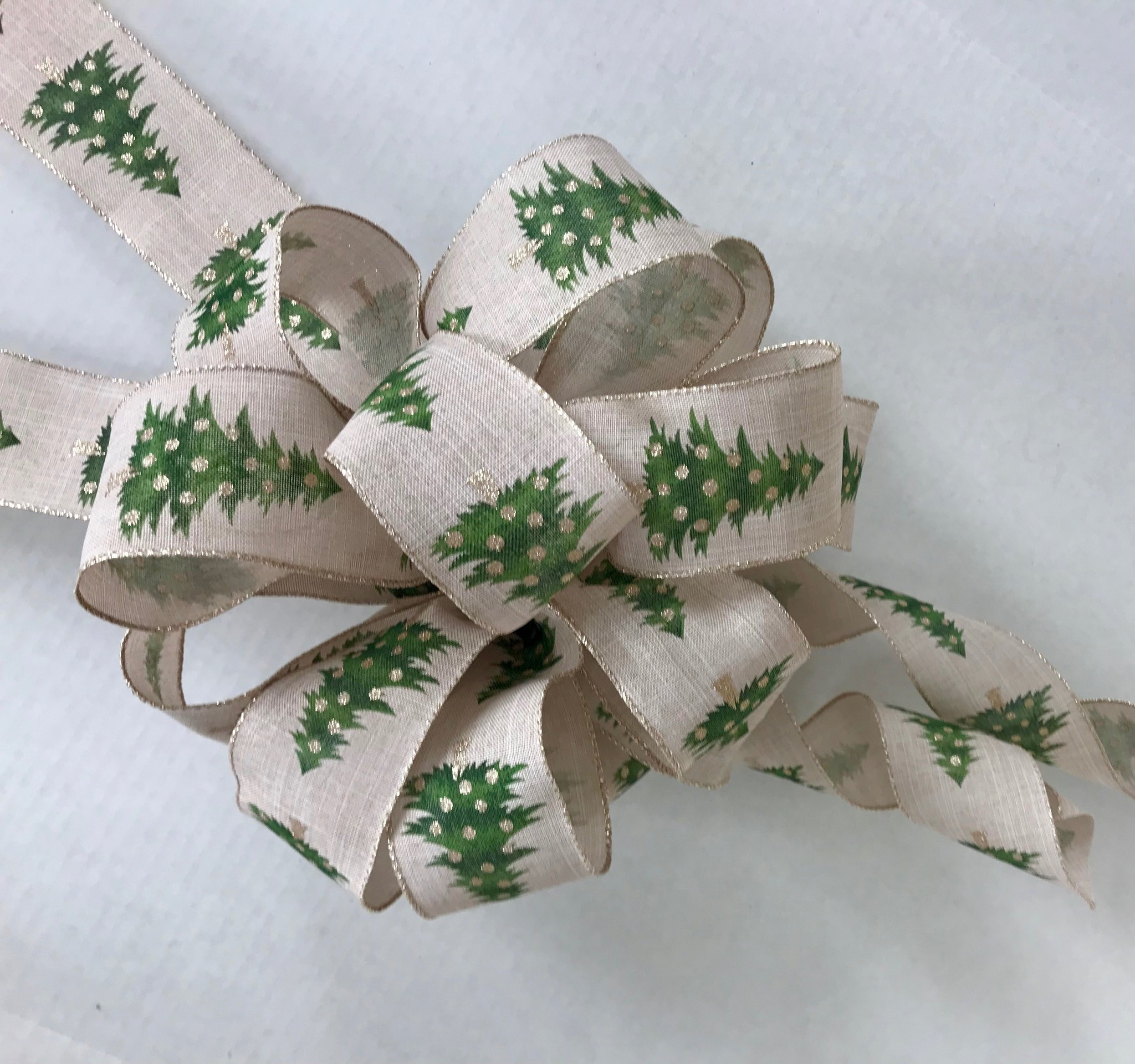 Bow Making Class, Friday October 25th  11:30am
