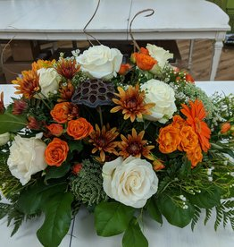 Floral Design: Thanksgiving Centerpiece, Tuesday November 26th 11:30am-1:30pm