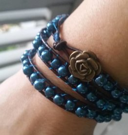 Jewelry: Beaded Wrap Bracelet -Thursday, July 27th// 1:00pm-3:00pm
