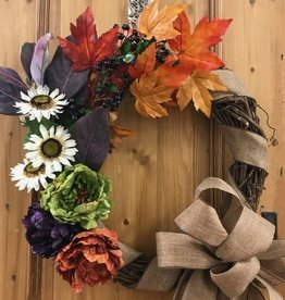 Wreathmaking: Tuesday-Friday from 11am-2pm and Saturday from 11am-3pm