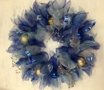 Holiday  Wreath Class, December 2nd 11am -1pm