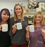 Personalized Coffee Mug (Group Workshop)