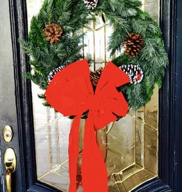 Wreath Rehab! Up-cycle Your Old Wreath: Friday, December 15th- 11am-1pm