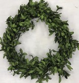 18 inch Eva Herb Leaves Wreath