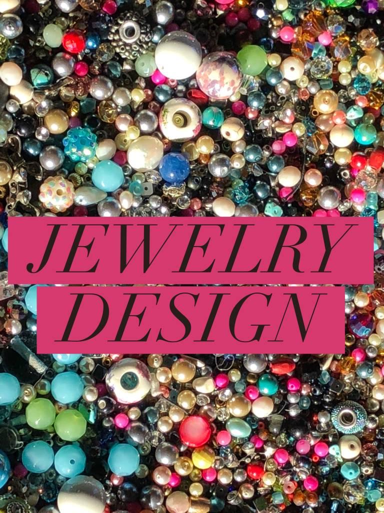 Jewelry Design Basics (Group Workshop)