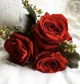 Floral Wedding Date Deposit
