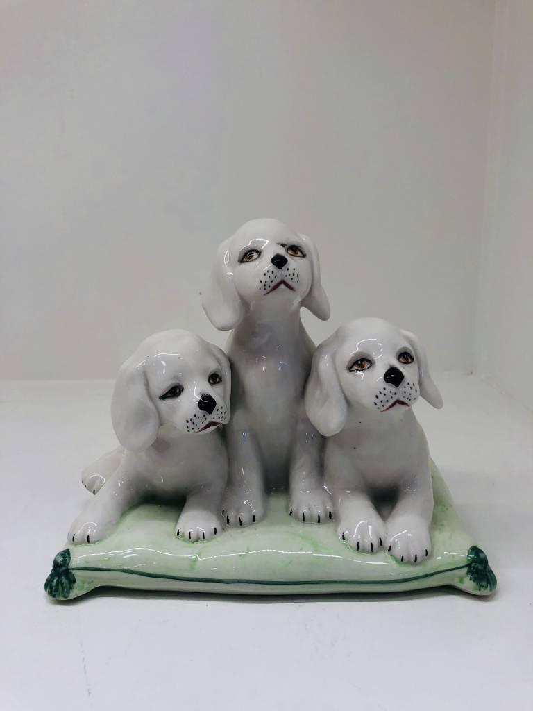 Ceramic Puppies