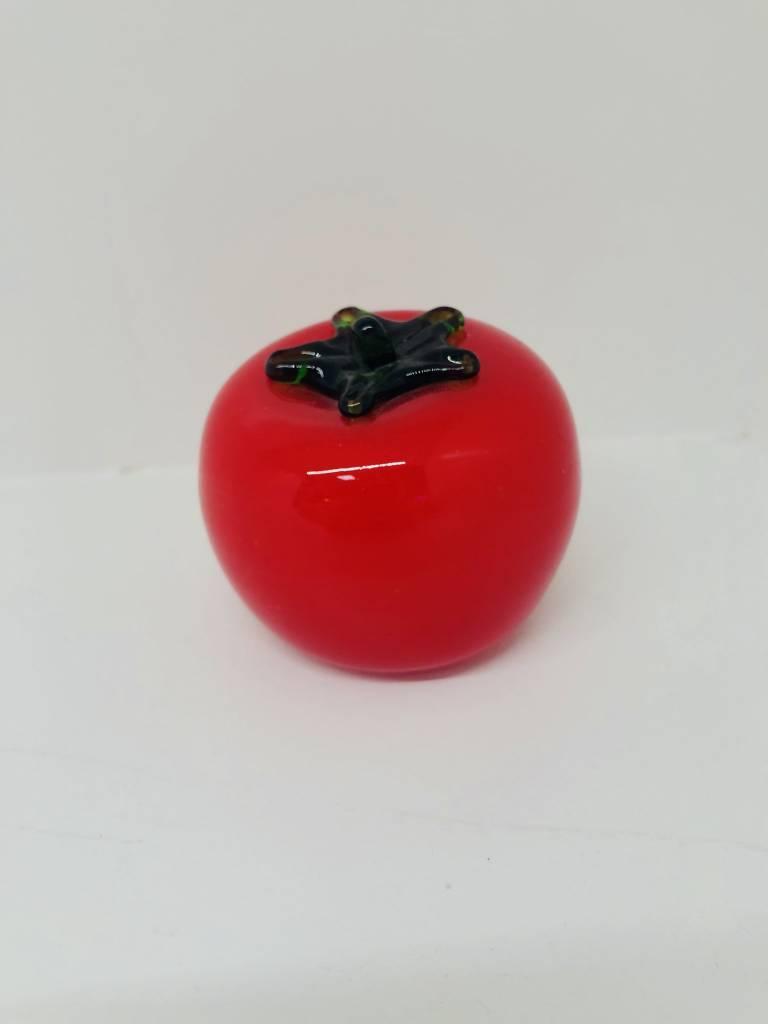 Vintage Glass Tomato