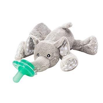 Nookums Paci-Plushies Elephant