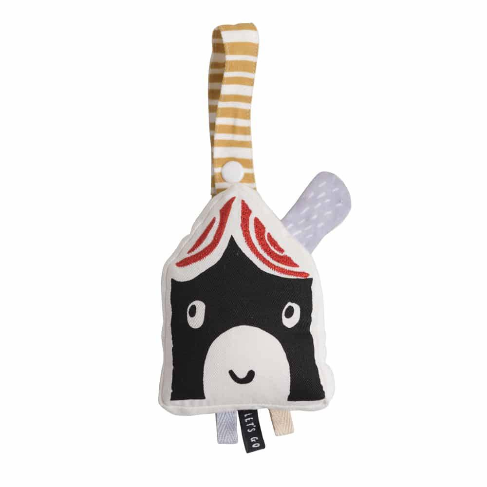 Wee Gallery House Stroller Toy